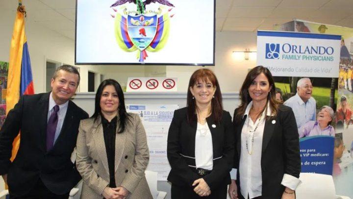 Consulado de Colombia en Orlando